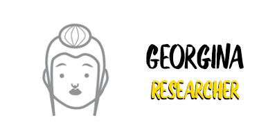 Georgina: Researcher
