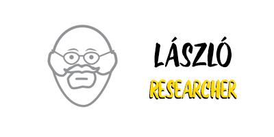 László: Researcher