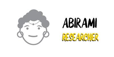 Abirami: Researcher