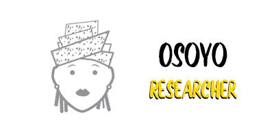 Osoyo: Researcher