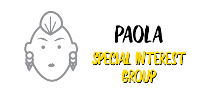 Paola: Community organizer for Art+Feminism.