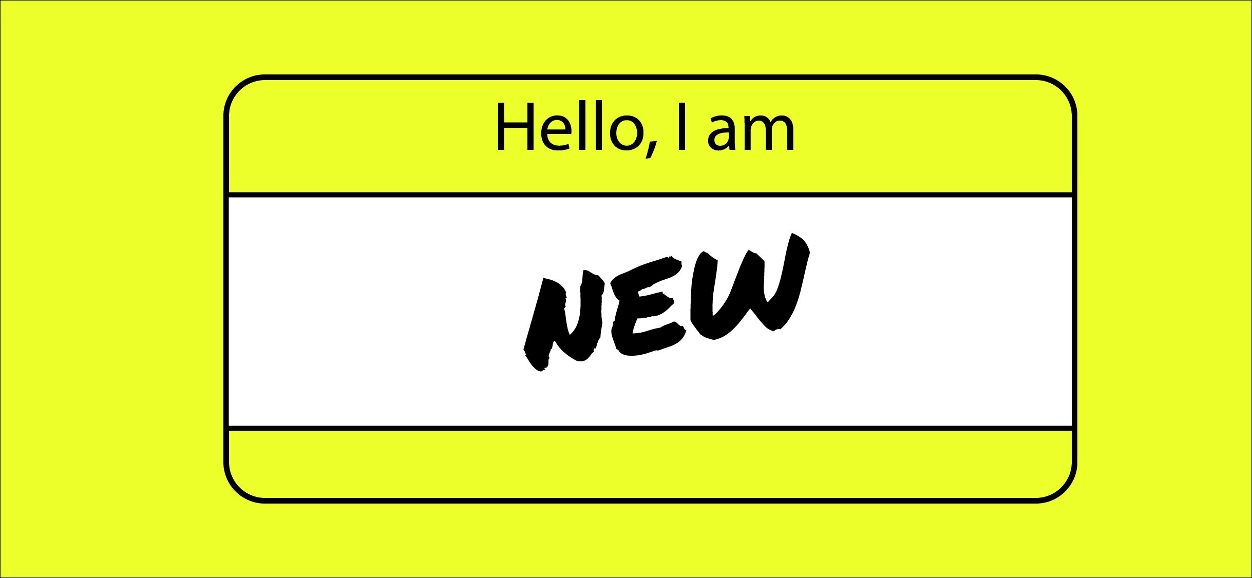 New Member Assembly